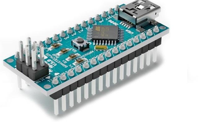 Как прошить arduino