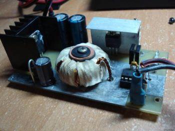 автоадаптер для ноутбука своими руками на радиострой